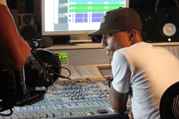 """Tournage du clip de """"Finito"""" - juillet 2011"""