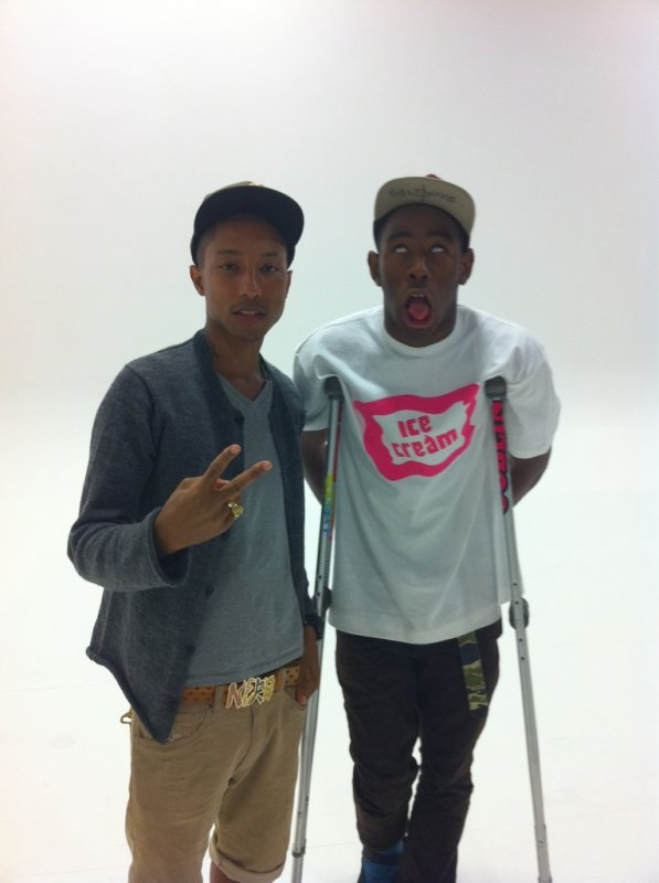 Pharrell & Tyler, The Creator