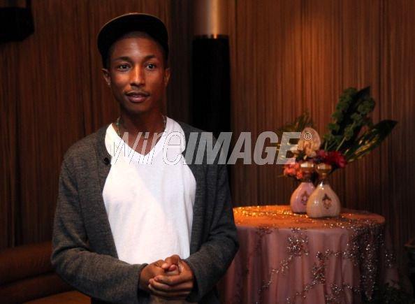 "Pharrell - Soirée de présentation de sa liqueur ""Qream"" - Miami, FL - 28 juillet 2011"