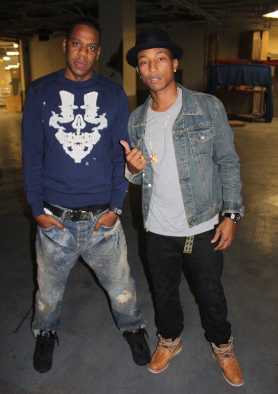 Jay-z s'allie avec Pharrell pour Billionaire Boys Club