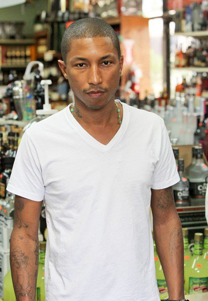 Pharrell - Miami, FL - 12 septembre 2011