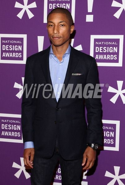 Pharrell - National Design Awards - New York, NY - 20 octobre 2011