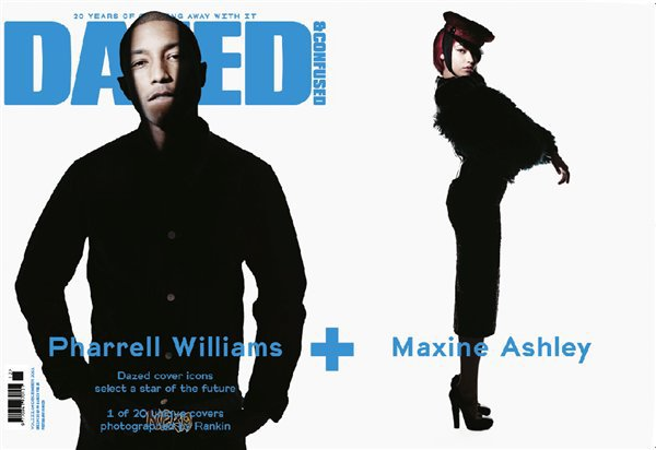 Dazed and Confused Mag - Decembre 2011