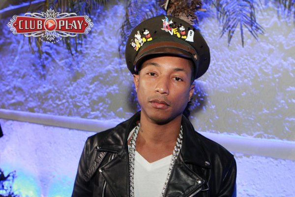 Pharrell - Qream @ Club Party - Miami, FL - 25 novembre 2011