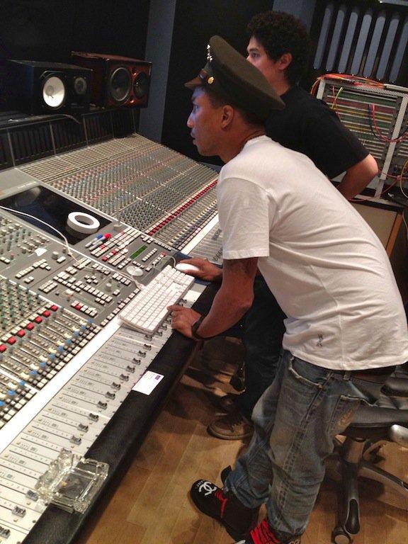 Studio - Fin novembre 2011