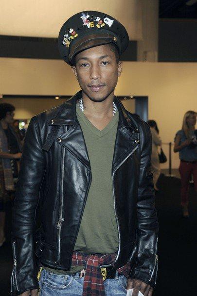 Pharrell - Art Basel - Miami, FL - 30 novembre 2011
