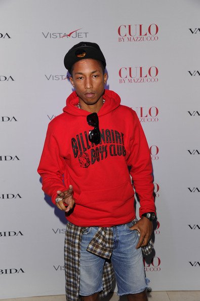 "Pharrell - Designer Of The Year Dinner + ""Culo By Mazzucco"" Celebration - Miami, FL - 2 décembre 2011"