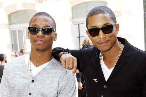Pharrell & Lupe pour un album