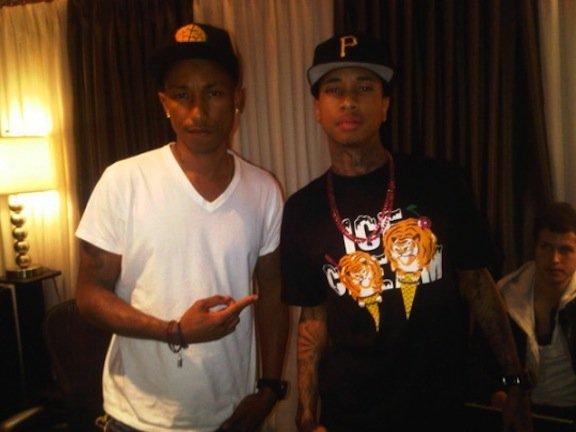 Tyga - Lil Homie (Ft. Pharrell)