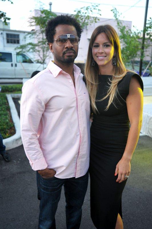 """Soirée pour le relancement de l'entreprise """"Body & Soul"""" - Miami, FL - 17 avril 2012"""