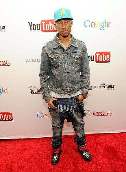 'YouTube 2012 Upfronts Presentation' - New York - 2 mai 2012