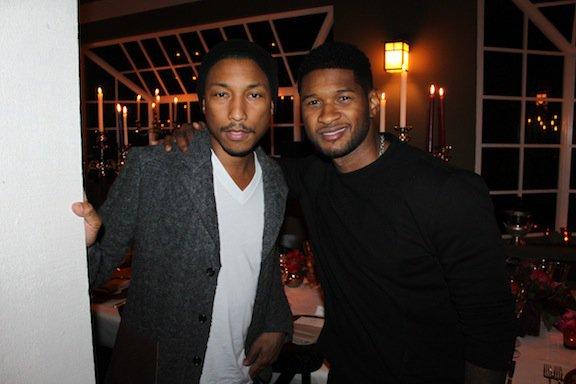 Usher - Twisted (Ft. Pharrell) (Extrait)