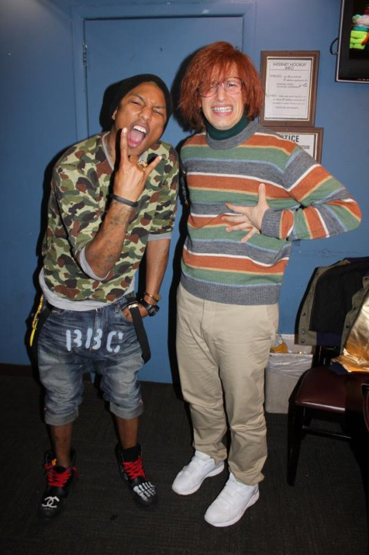 Pharrell & Shy Ronnie