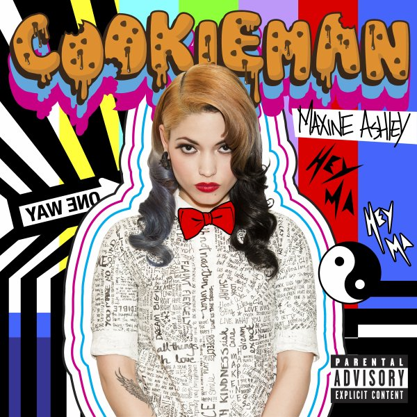 Maxine Ashley - Cookieman (Prod. Pharrell)