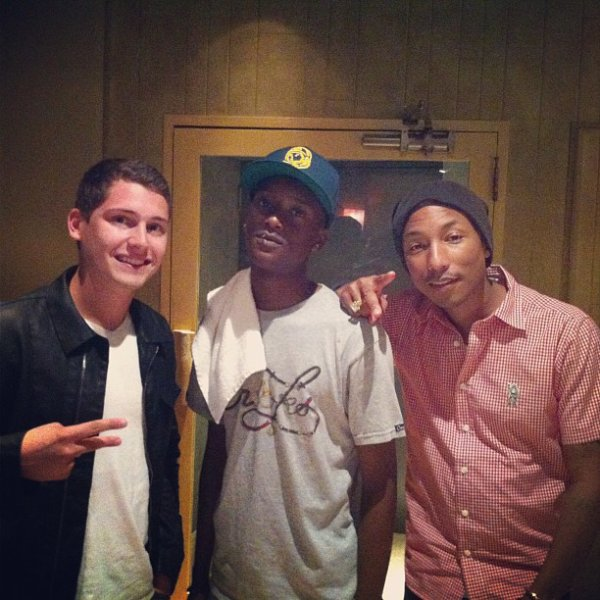 Pharrell - Mai 2012