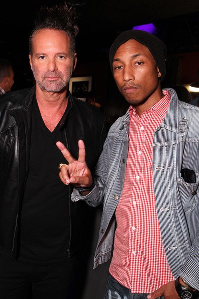 Pharrell concert de Leah Labelle - 30 mai 2012