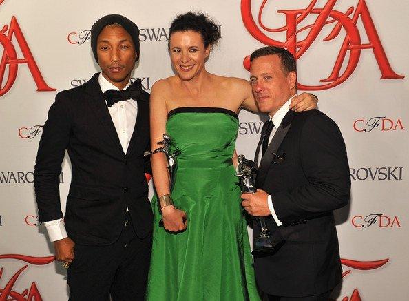 Pharrell - CFDA Awards 2012 - New York - 4 juin 2012