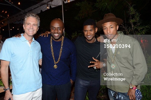 Pharrell - Apollo In The Hamptons : A Night Of Legends - New  York - 11 août 2012