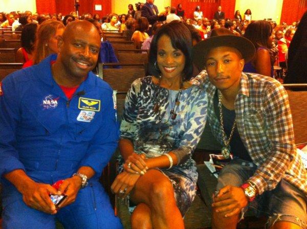 Pharrell - Virginia Beach - 16 août 2012
