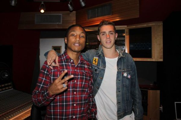 Sammy Adams à propos de Pharrell