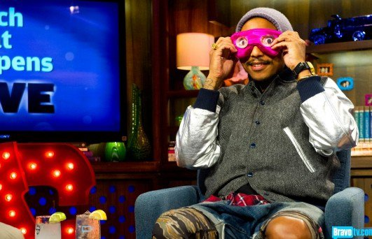 Pharrell - Emission Watch What Happens Live - 8 novembre 2012