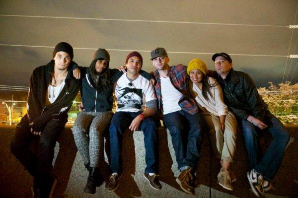 Chad Hugo, Daniel Biltmore, Santigold ... - 23 novembre 2012