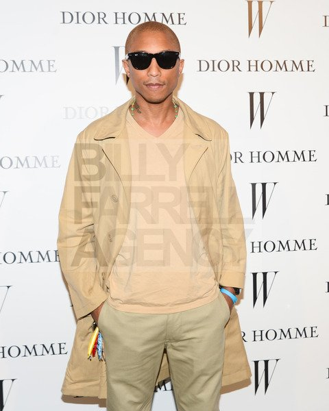 Pharrell - Art Basel Miami Jour 2 - Miami, FL - 5 décembre 2012