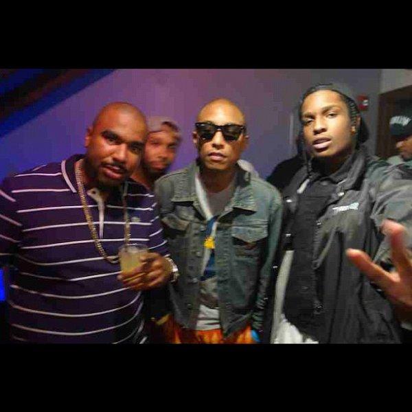 Pharrell - Art Basel Miami Jour 3 - Miami, FL - 6 décembre 2012