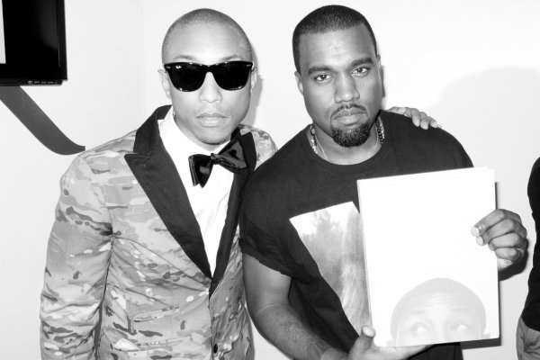 Pharrell - Art Basel Miami Jour 4 - Miami, FL - 7 décembre 2012