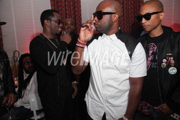 Pharrell - Miami, FL - 8 décembre 2012