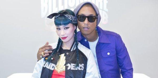 Interview de Pharrell par Mademoiselle Yulia
