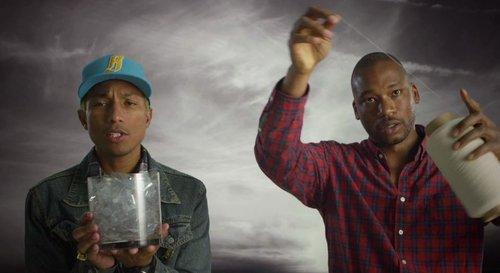 Pharrell et Bionic Yarn se joint à Burton