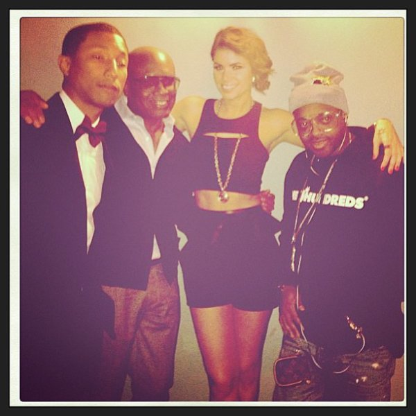 'mPowering Action' Innovative Mobile Platform launch party + BET Music Matters Grammy Showcase - Los Angeles - 8 février 2013