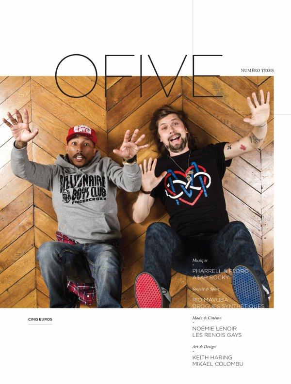 Ofive Mag #3 - mars 2013