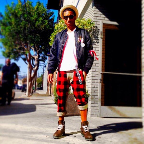Pharrell - mars 2013
