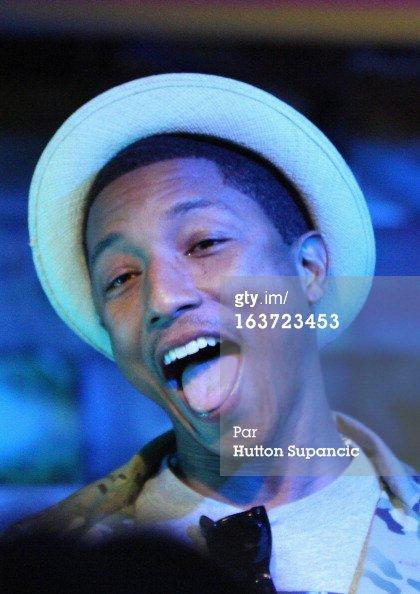 Pharrell - SXSW 2013 - Austin - 14 mars 2013