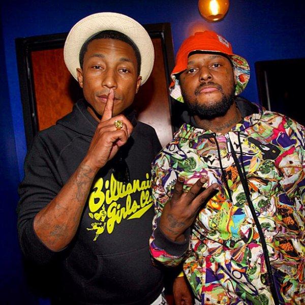 Pharrell - SXSW 2013 - Austin - 15 mars 2013