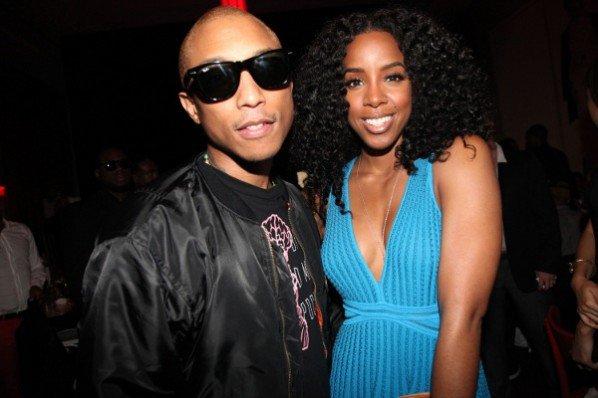 3 morceaux produits par Pharrell sur le prochain album de Kelly Rowland?