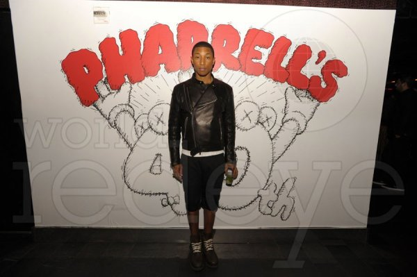 40 ans de Pharrell - Club LIV Miami - 5 avril 2013