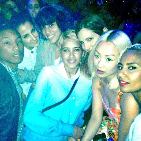 40 ans de Pharrell - Miami - 7 avril 2013