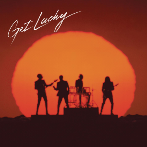Daft Punk  - Get Lucky (Feat. Pharrell & Nile Rodgers)