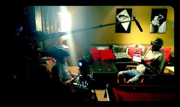 "Interview pour le docu ""Planet Rock and Other Tales of the 808"" - 17 avril 2013"