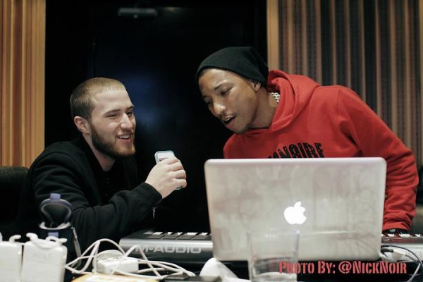 Mike Posner - IDGAF (Feat Pharrell) (Prod. The Neptunes) (Extrait)