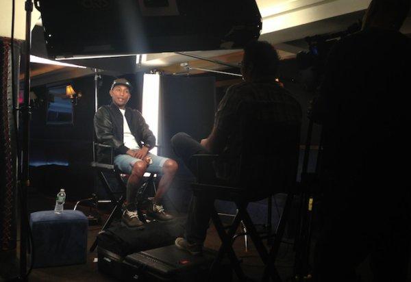 Pharrell - NYC - 7 mai 2013