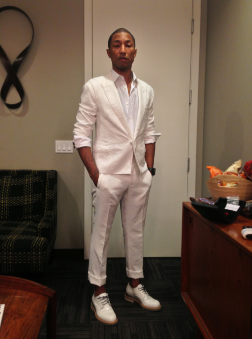 Robin Thicke - Blurred Lines (Feat. Pharrell & T.I.) (Live The Ellen DeGeneres Show) - 15 mai 2013