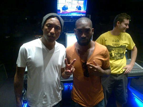 Pharrell sur le prochain album de Tinie Tempah
