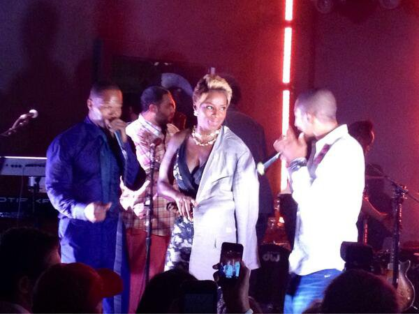 Pharrell - Apollo in the Hamptons (Gala + Concert) - New York City - 24 août 2013