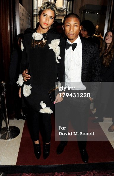 Pharrell - GQ Men of the Year Awards - Londres - 3 septembre 2013