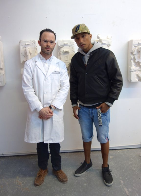 Pharrell x Daniel Arsham