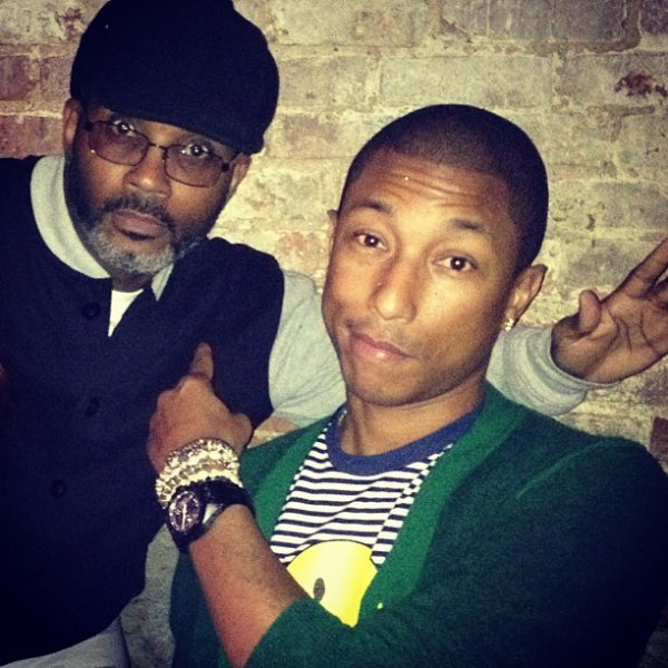 Pharrell & ... - 9 septembre 2013